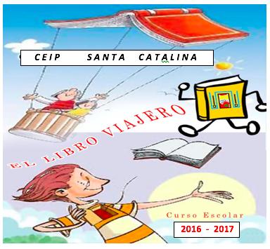 Concurso de portadas del Libro Viajero.